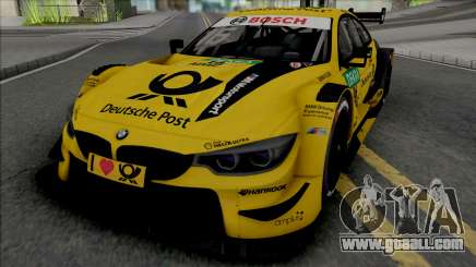 BMW M4 DTM Timo Glock for GTA San Andreas