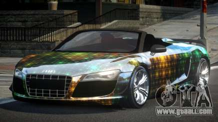 Audi R8 SP Roadster PJ10 for GTA 4