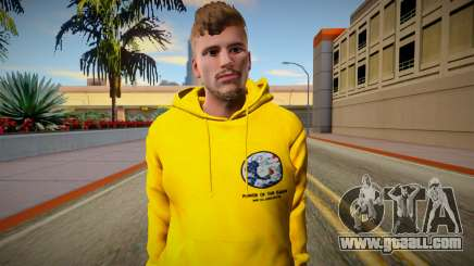 Timo Werner for GTA San Andreas