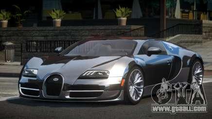 Bugatti Veyron US for GTA 4