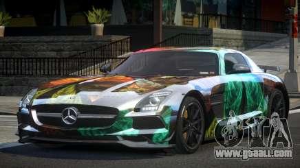 Mercedes-Benz SLS US S5 for GTA 4
