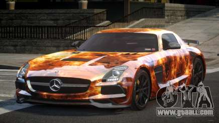 Mercedes-Benz SLS US S2 for GTA 4