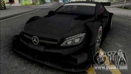 Mercedes-AMG C63 DTM for GTA San Andreas