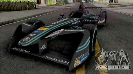 Renault Formula E 2017 (Real Racing 3) for GTA San Andreas