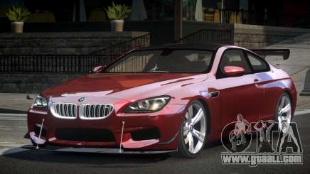BMW M6 F13 PSI Tuning for GTA 4