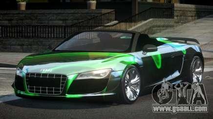 Audi R8 SP Roadster PJ7 for GTA 4