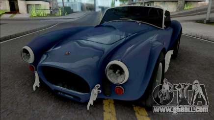 AC Shelby Cobra 427 1965 (Forza Motorsport 4) for GTA San Andreas