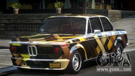 BMW 2002 PSI Drift S6 for GTA 4