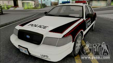 Ford Crown Victoria 2011 Bosnian Livery Style for GTA San Andreas