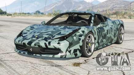 Ferrari 458 Italia 2010〡add-on for GTA 5