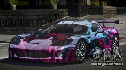 Chevrolet Corvette SP-R S6 for GTA 4