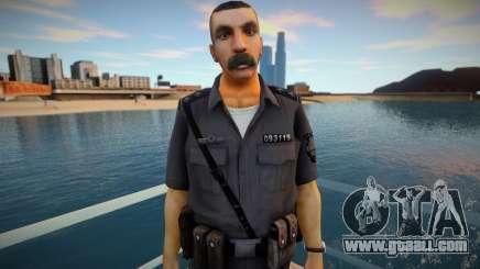 Police San Fierro for GTA San Andreas