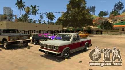 Bobcat SA for GTA 4
