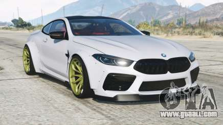 BMW M8 Competition coupe Mansaug (F92) 2019〡add-on v2.1 for GTA 5