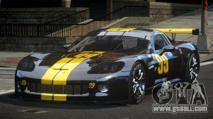 Chevrolet Corvette SP-R S7 for GTA 4
