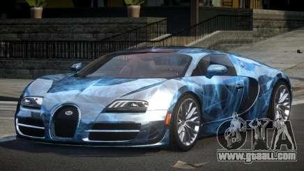 Bugatti Veyron US S10 for GTA 4