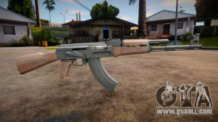 HQ AK-47 V2.0 for GTA San Andreas
