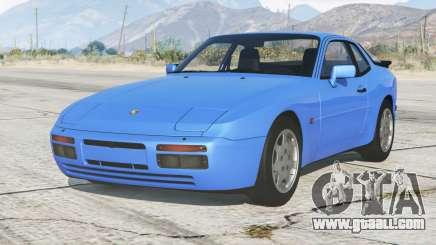 Porsche 944 Turbo 1989〡add-on v1.2 for GTA 5