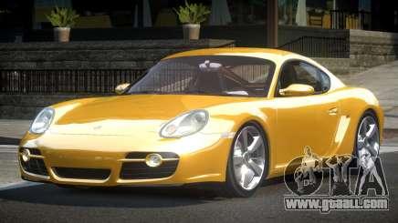 Porsche Cayman BS-S V1.2 for GTA 4