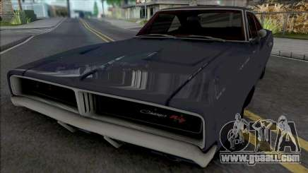 Dodge Charger RT 1969 [Fixed] for GTA San Andreas
