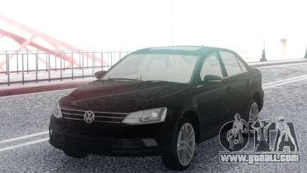 Volkswagen Jetta 2016 for GTA San Andreas