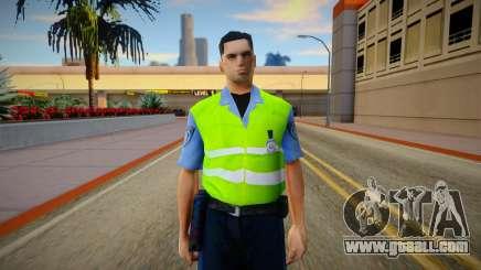 Policija Skin for GTA San Andreas