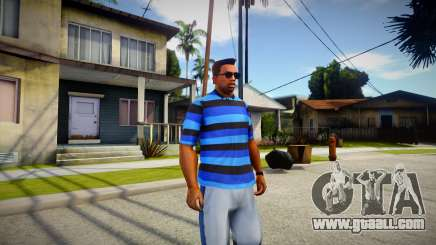 Polo shirt 58 for GTA San Andreas
