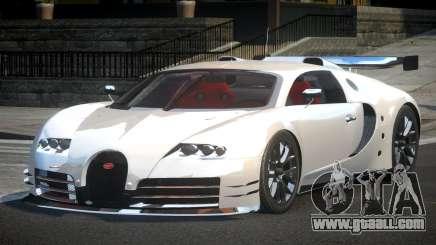 Bugatti Veyron GS-S for GTA 4