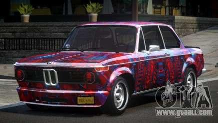 BMW 2002 PSI Drift S2 for GTA 4