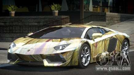 Lamborghini Aventador AN S2 for GTA 4