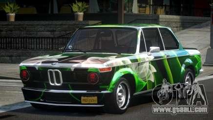 BMW 2002 PSI Drift S4 for GTA 4
