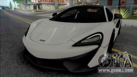 McLaren 570S [HQ] for GTA San Andreas