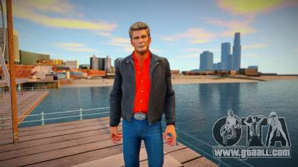 David Hasselhoff from Call of Duty: Infinite War for GTA San Andreas