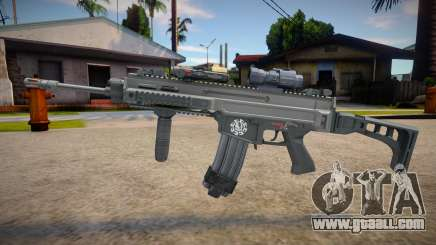 CZ-805 (good textures) for GTA San Andreas
