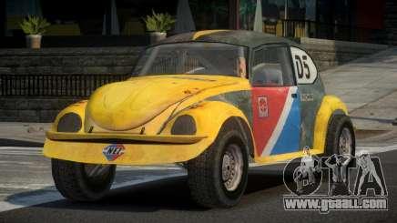 Volkswagen Beetle Prototype from FlatOut PJ1 for GTA 4