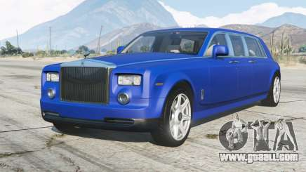 Rolls-Royce Phantom Limousine Mutec 2008〡add-on for GTA 5