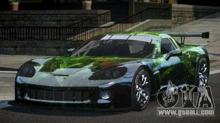 Chevrolet Corvette SP-R S4 for GTA 4
