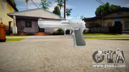 Desert Eagle 50AE for GTA San Andreas