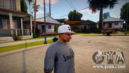 Cap Wu-Tang for GTA San Andreas