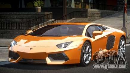 Lamborghini Aventador AN for GTA 4