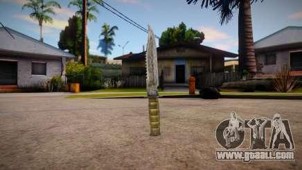 Knife HD for GTA San Andreas