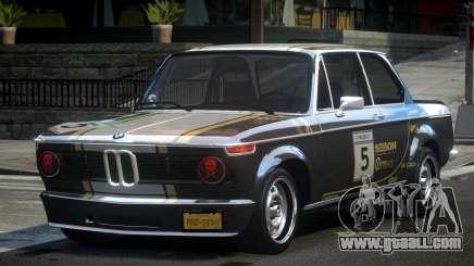 BMW 2002 PSI Drift S1 for GTA 4