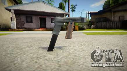 MP1911 for GTA San Andreas