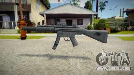 MP5SD (COD MW2019) for GTA San Andreas