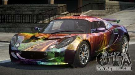 Lotus Exige BS-U L7 for GTA 4