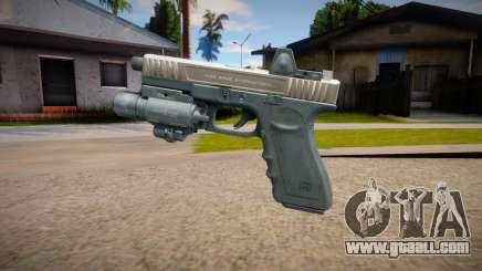 Glock-17 DevGru (Contract Wars) for GTA San Andreas
