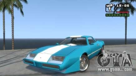 Phoenix SA for GTA 4