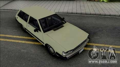 Ford Del Rey Belina 1983 for GTA San Andreas