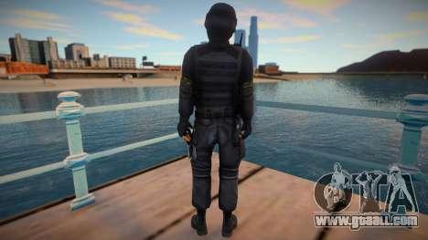 New commando for GTA San Andreas
