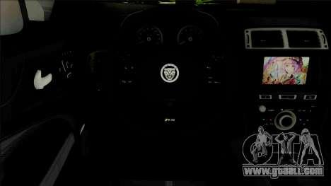 Jaguar XKR-S [HQ] for GTA San Andreas